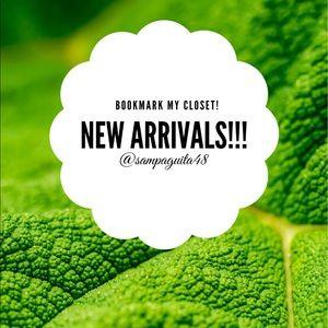 New arrivals ——>>>>
